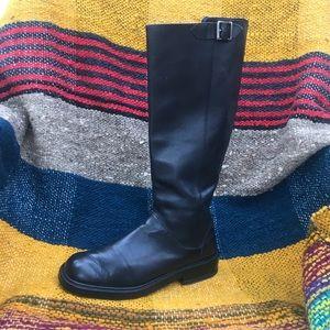 d7b64a28712 Ralph Lauren Shoes - Ralph Lauren Riding Boots Black Leather 8 1 2 M